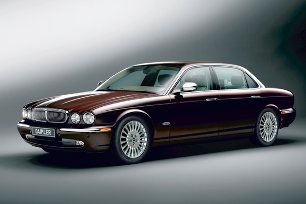 Jaguar daimler photo - 3