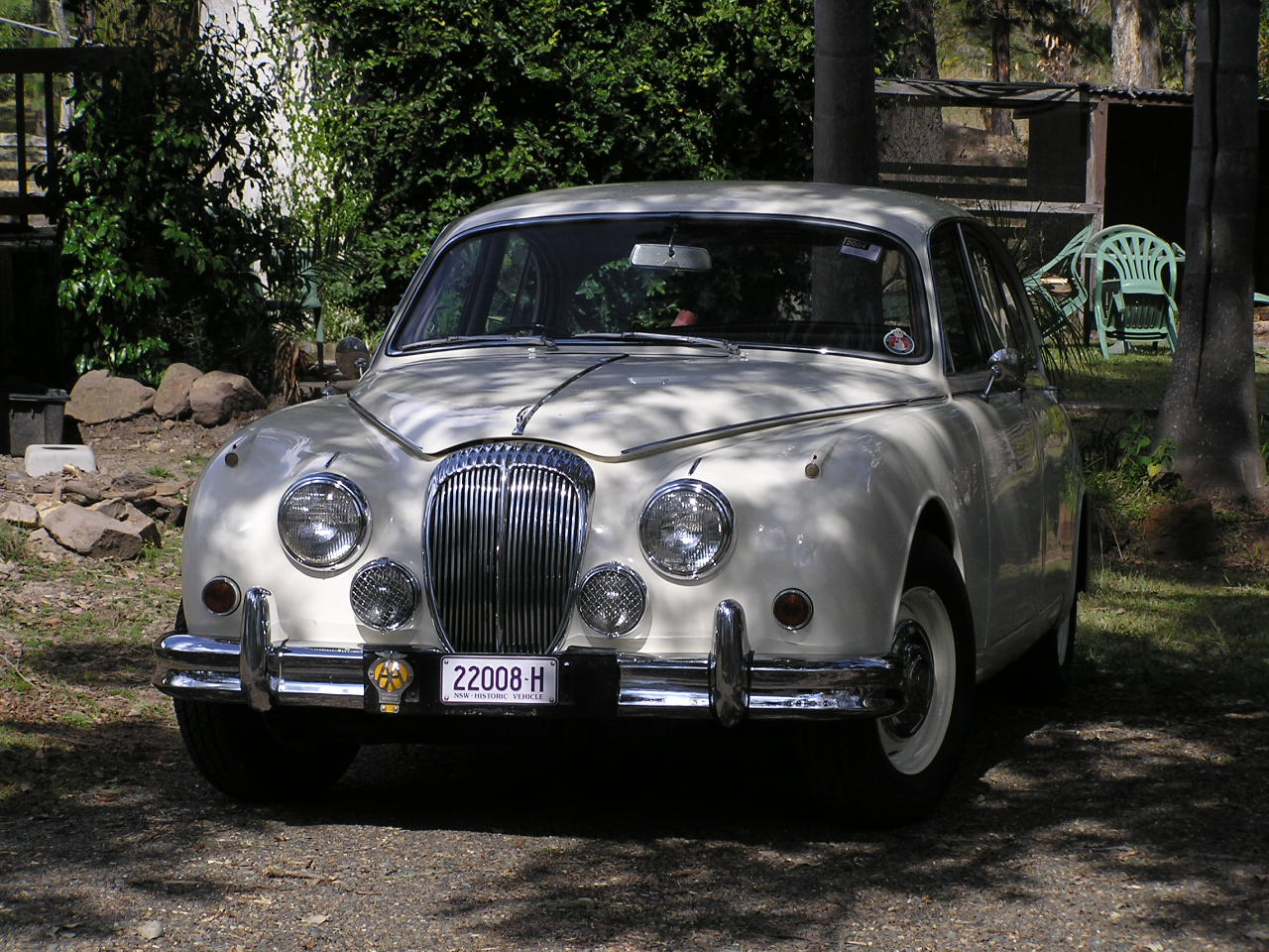 Jaguar daimler photo - 4