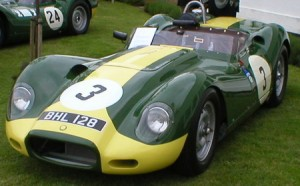 Jaguar lister photo - 2