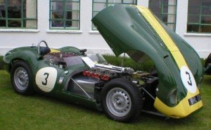 Jaguar lister photo - 3