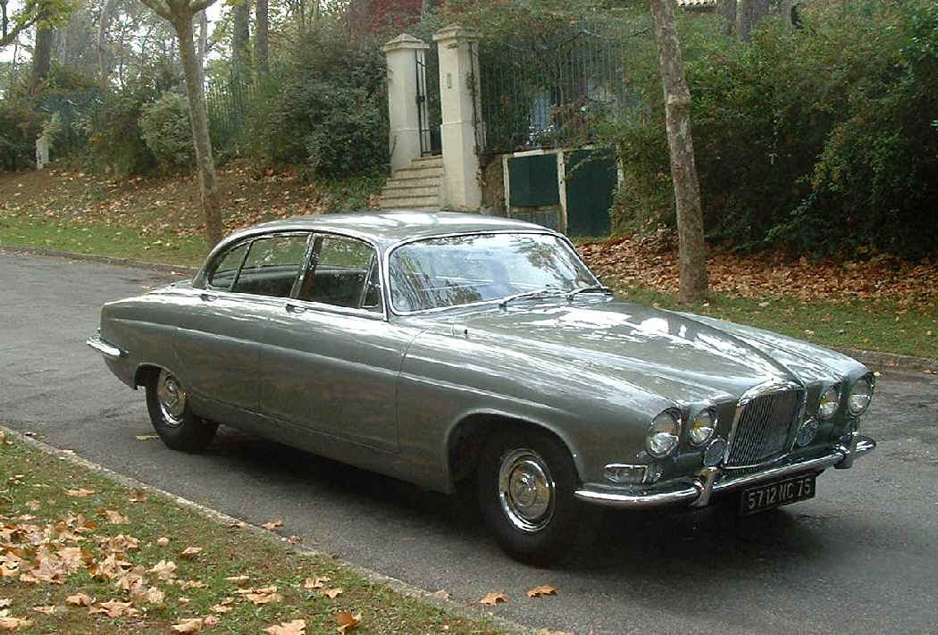 Jaguar mk photo - 1