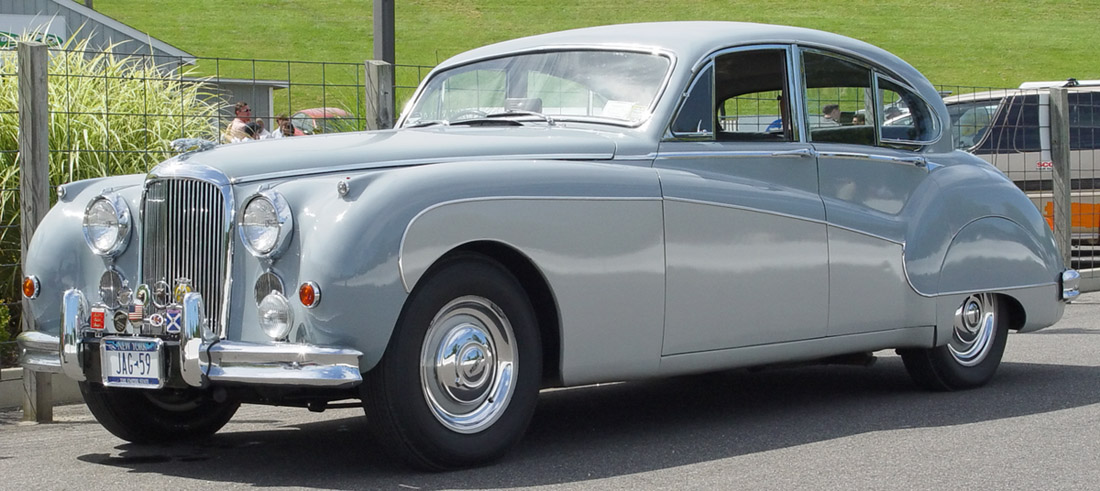 Jaguar mk photo - 2