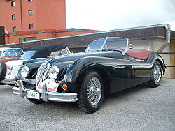 Jaguar mk photo - 3