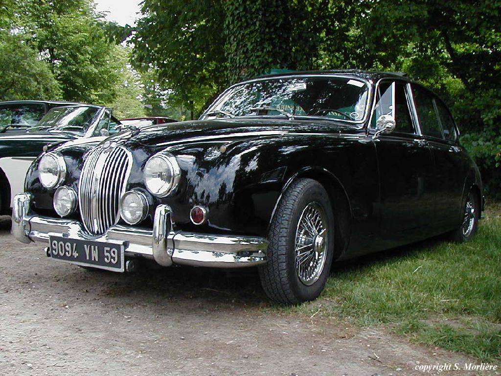 Jaguar mk photo - 4