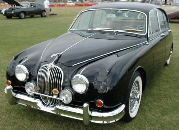 Jaguar mk.ii photo - 1