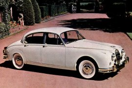 Jaguar mk.ii photo - 2