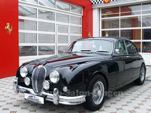Jaguar mk.ii photo - 3