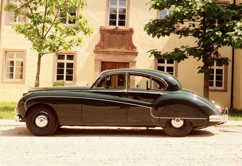 Jaguar mk.ix photo - 3