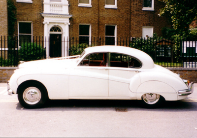 Jaguar mk.ix photo - 4