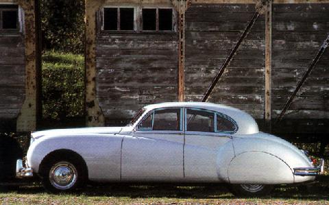 Jaguar mk.vii photo - 1