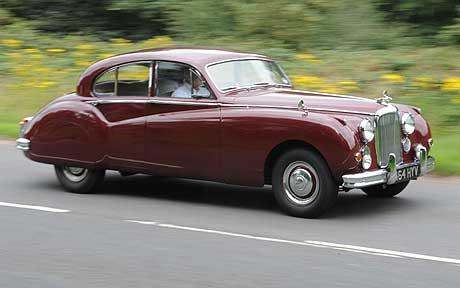 Jaguar mk.vii photo - 3