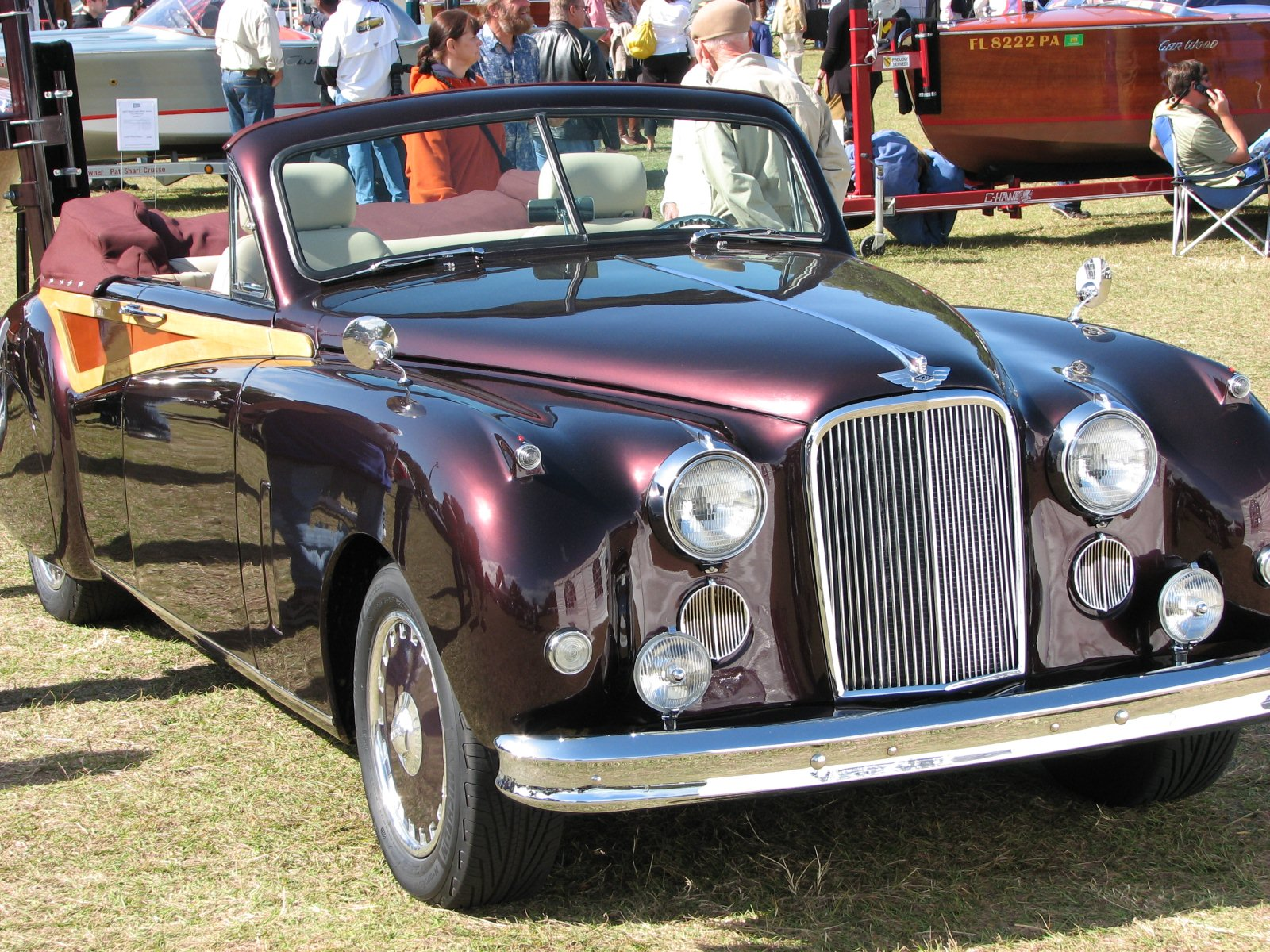 Jaguar mk.vii photo - 4
