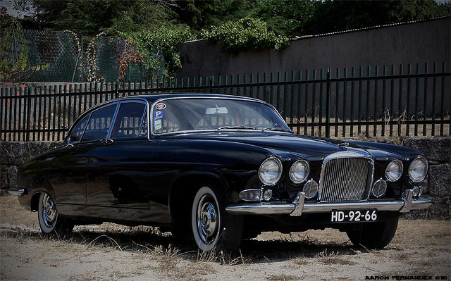 Jaguar mk.x photo - 3