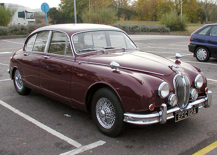 Jaguar mkii photo - 3