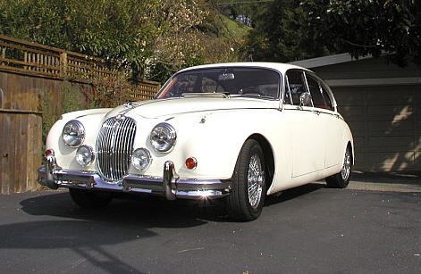 Jaguar mkii photo - 4