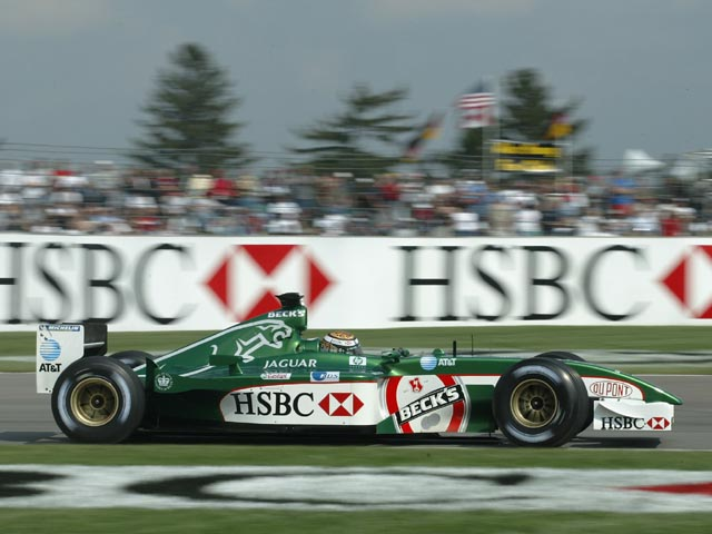 Jaguar r3 photo - 1