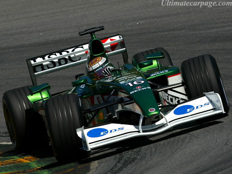 Jaguar r3 photo - 2