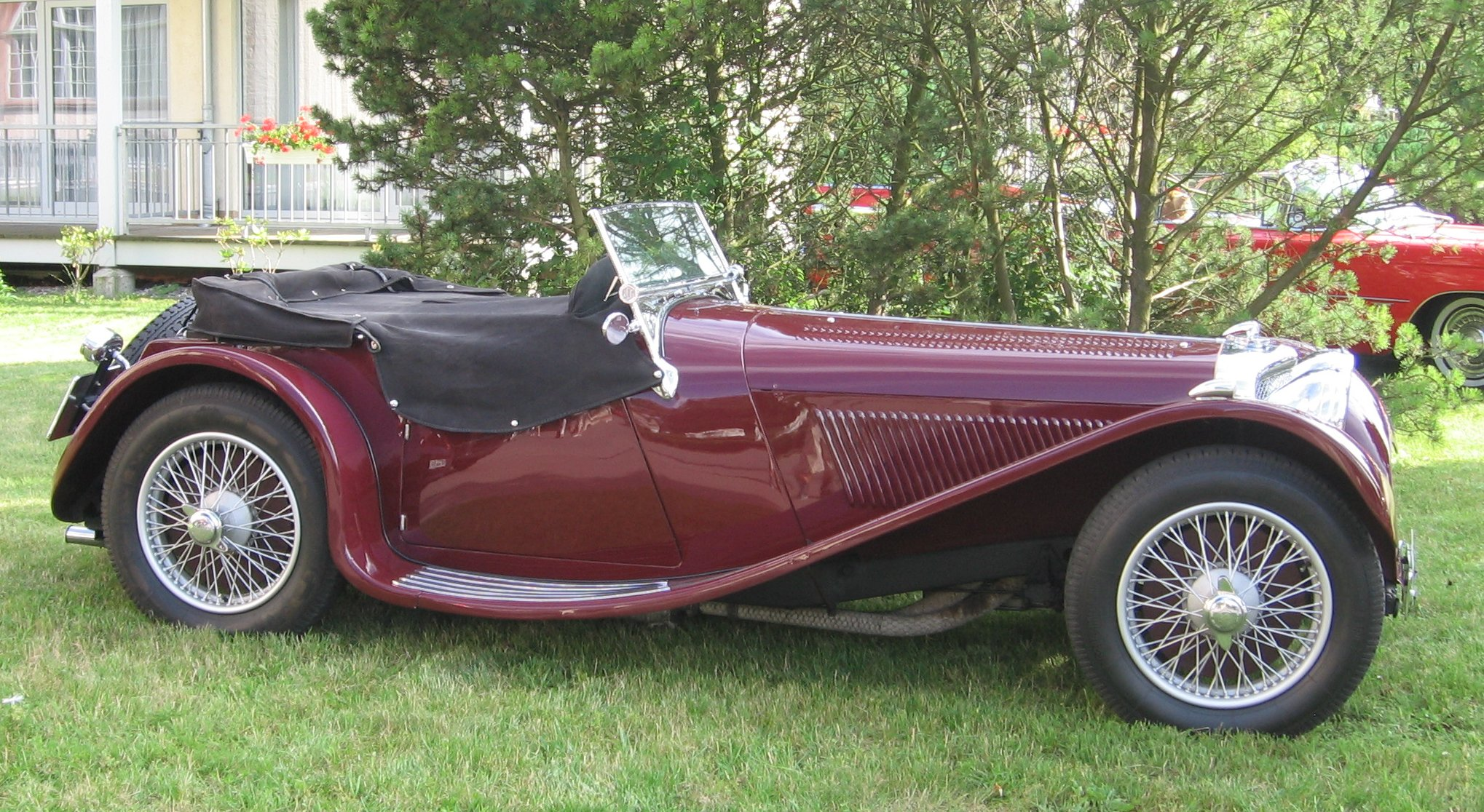 Jaguar ss photo - 1