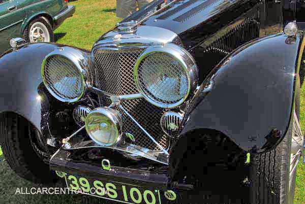 Jaguar ss photo - 4