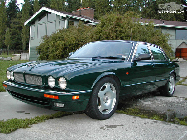 Jaguar vanden photo - 1