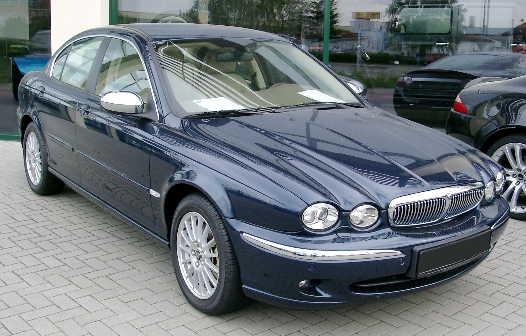 Jaguar x photo - 2