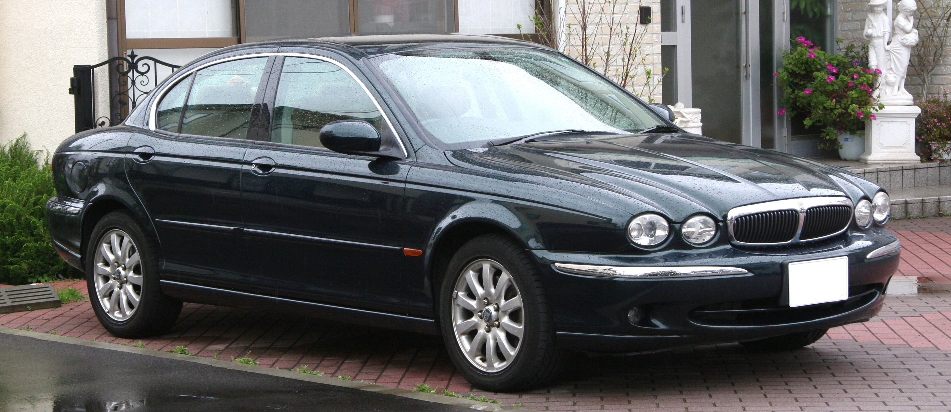 Jaguar x photo - 4