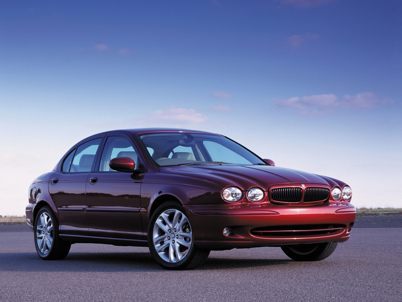 Jaguar x-type photo - 1