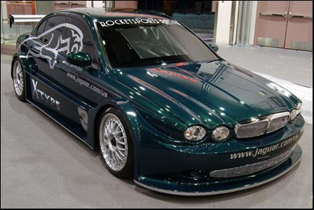 Jaguar x-type photo - 2