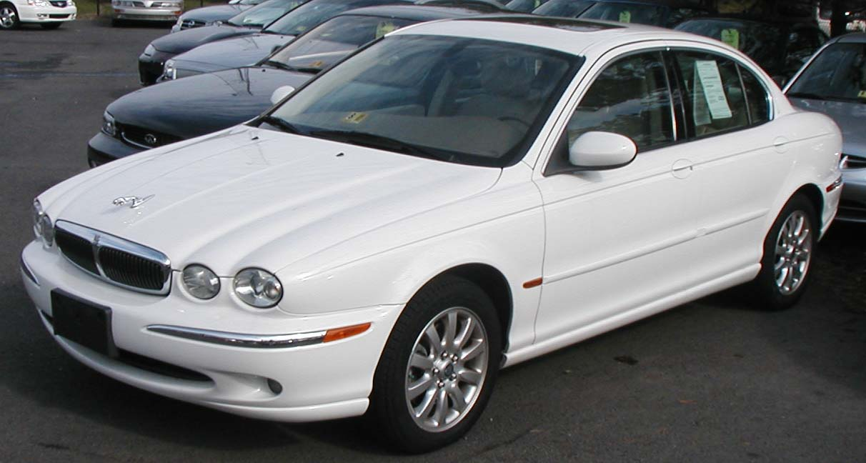 Jaguar x-type photo - 3