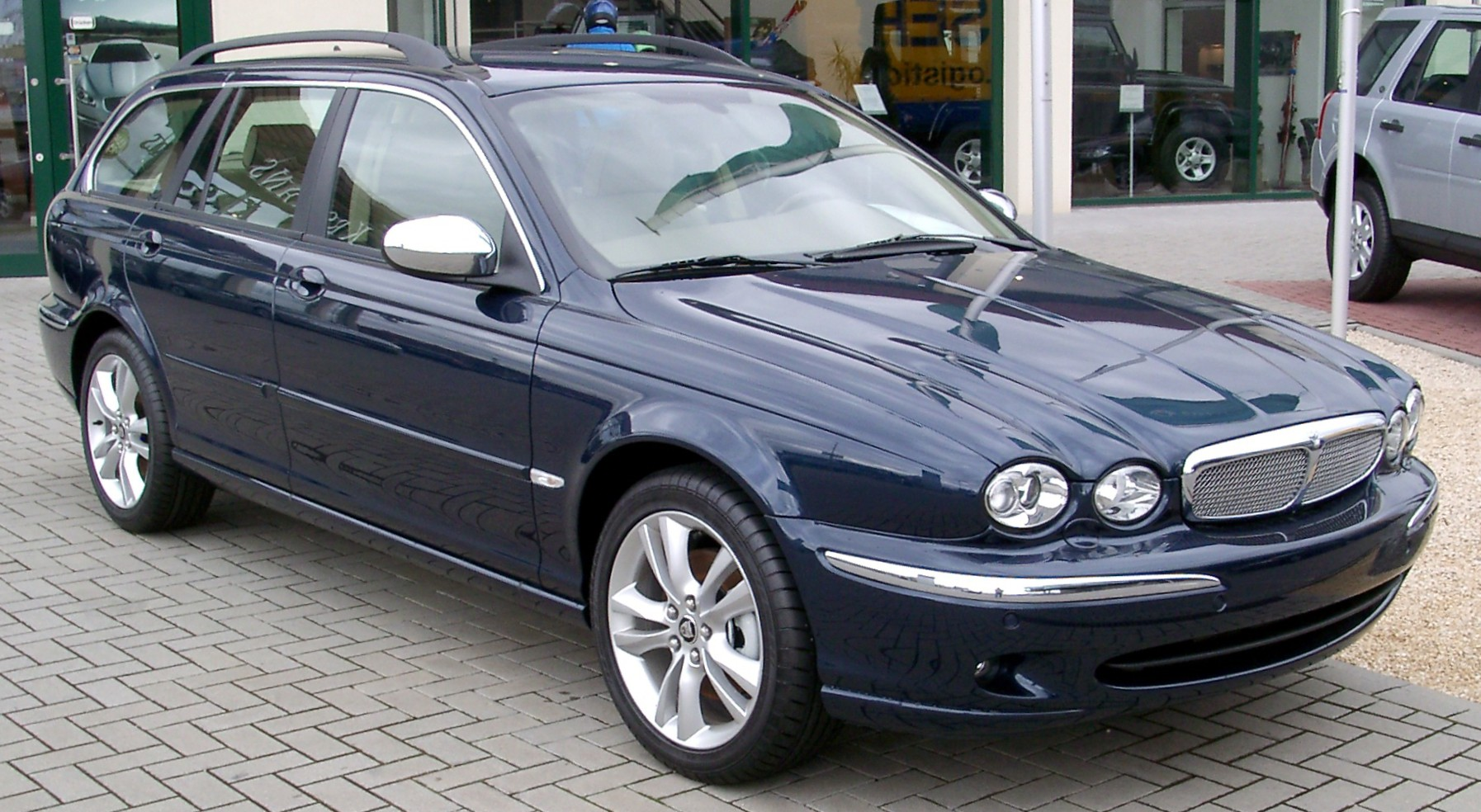Jaguar x-type photo - 4