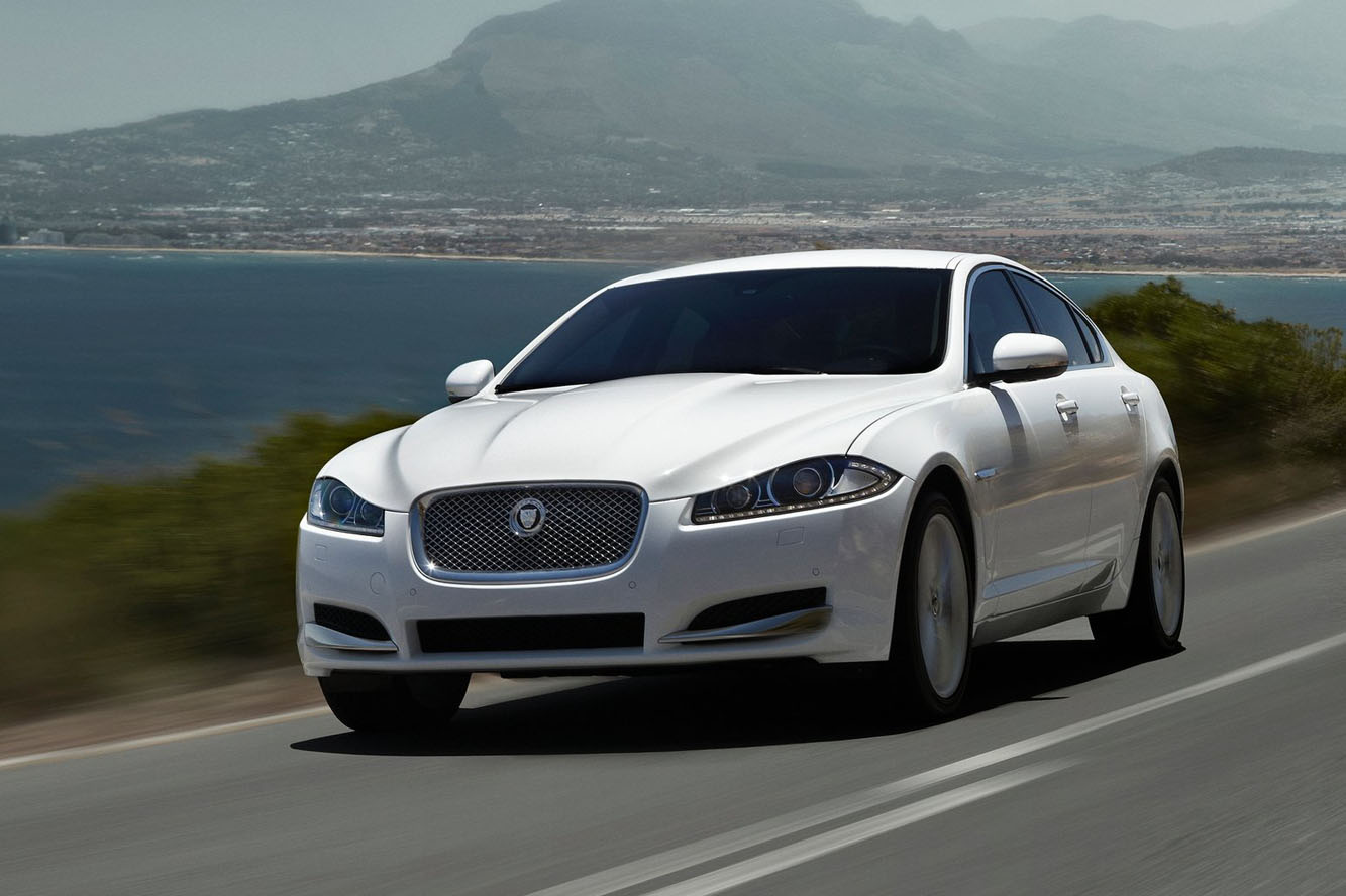 Jaguar xf photo - 3