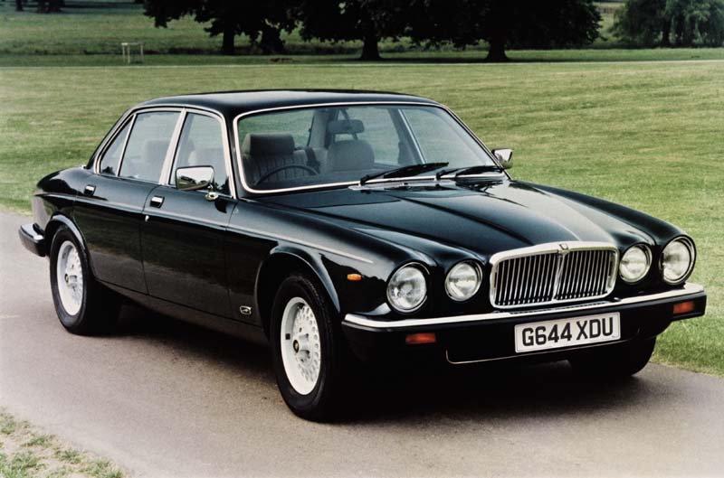 Jaguar xj-6 photo - 4