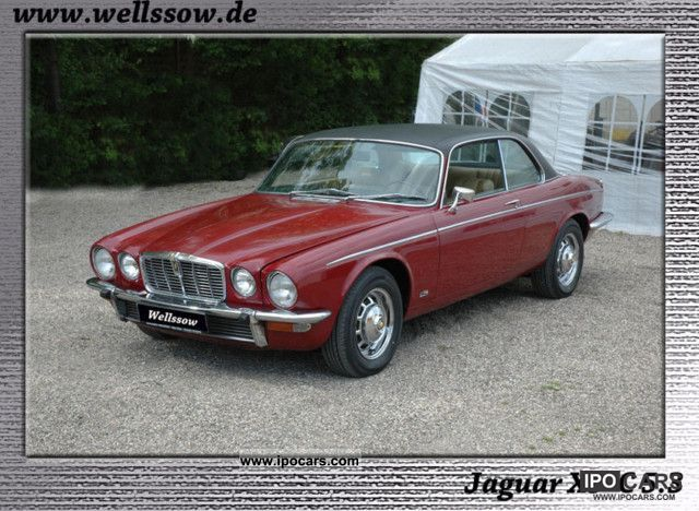 Jaguar xj-c photo - 3
