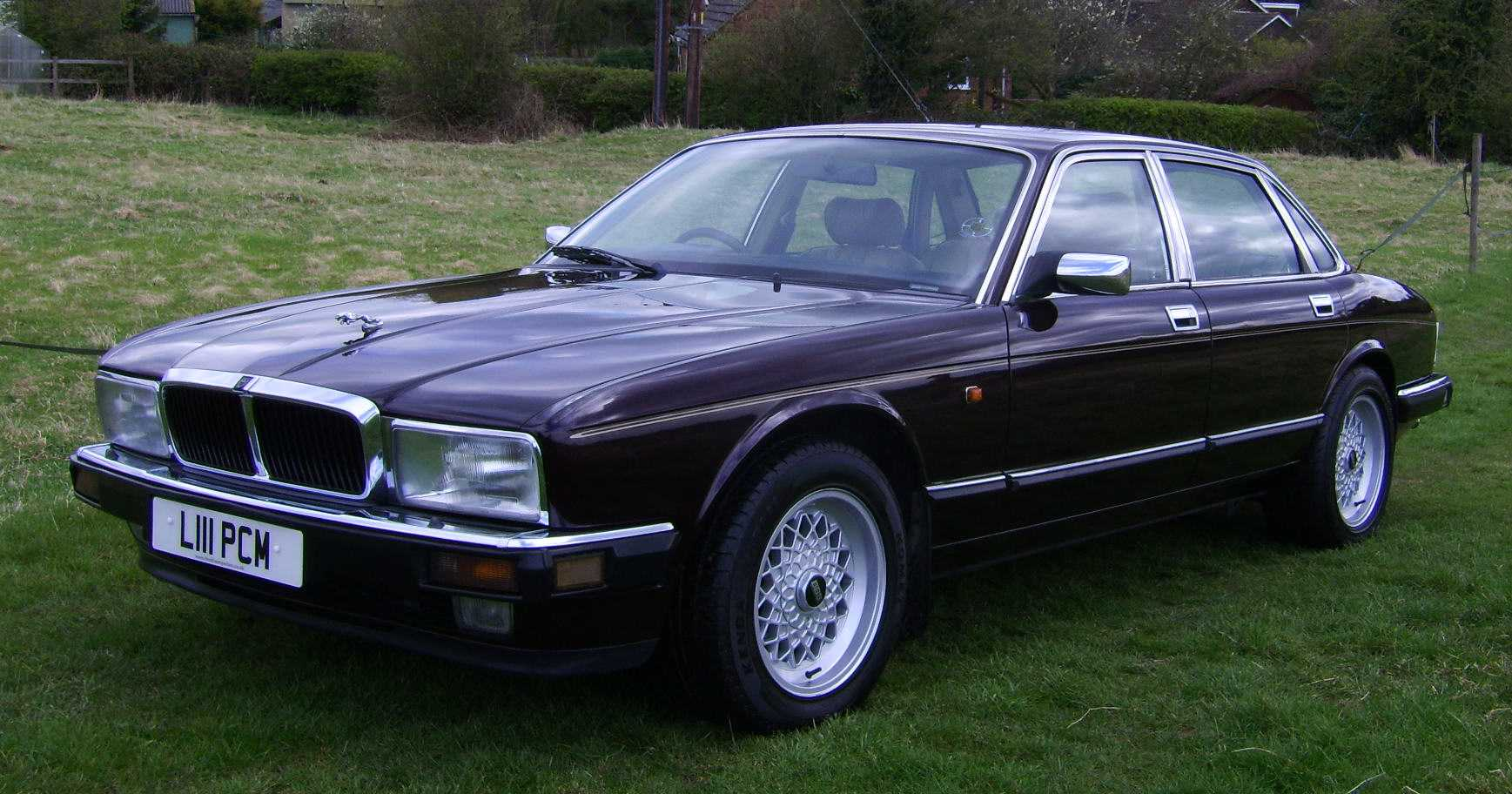Jaguar xj40 photo - 3