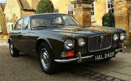 Jaguar xj6 photo - 2