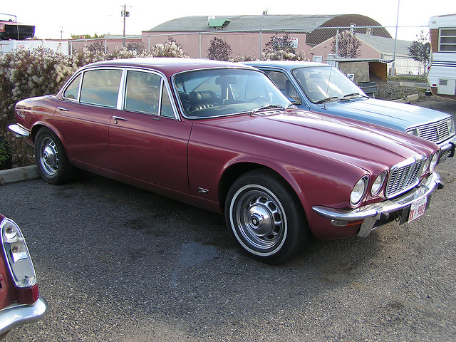 Jaguar xj6c photo - 2