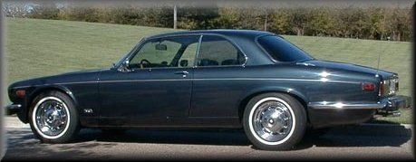 Jaguar xj6c photo - 4