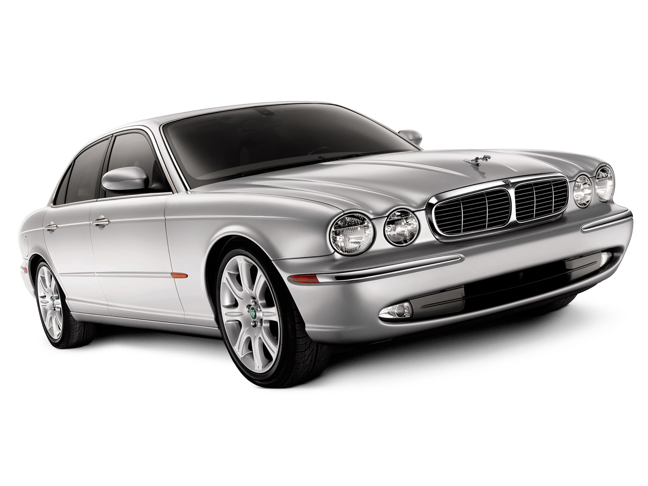 Jaguar xj8 photo - 3