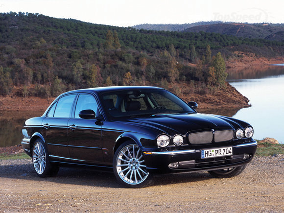 Jaguar xj8l photo - 1
