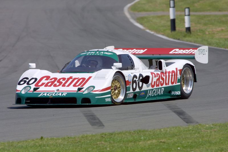 Jaguar xjr-10 photo - 1