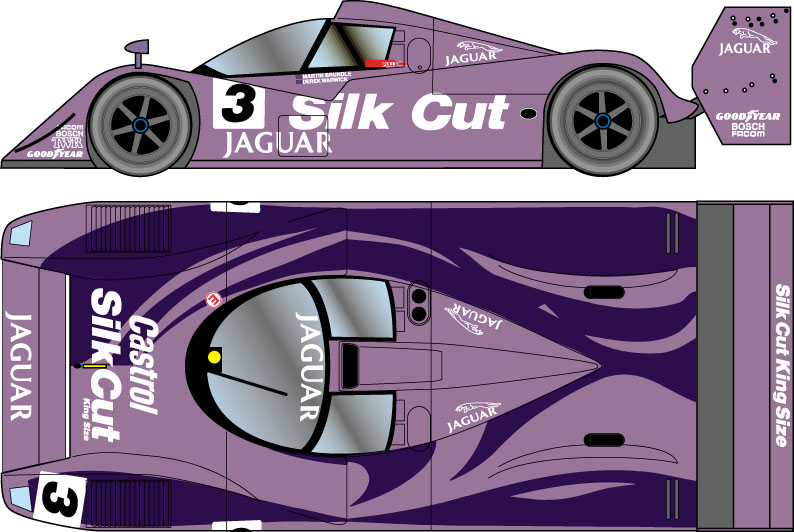 Jaguar xjr-14 photo - 1