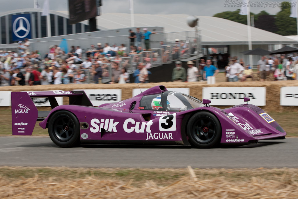 Jaguar xjr-14 photo - 2