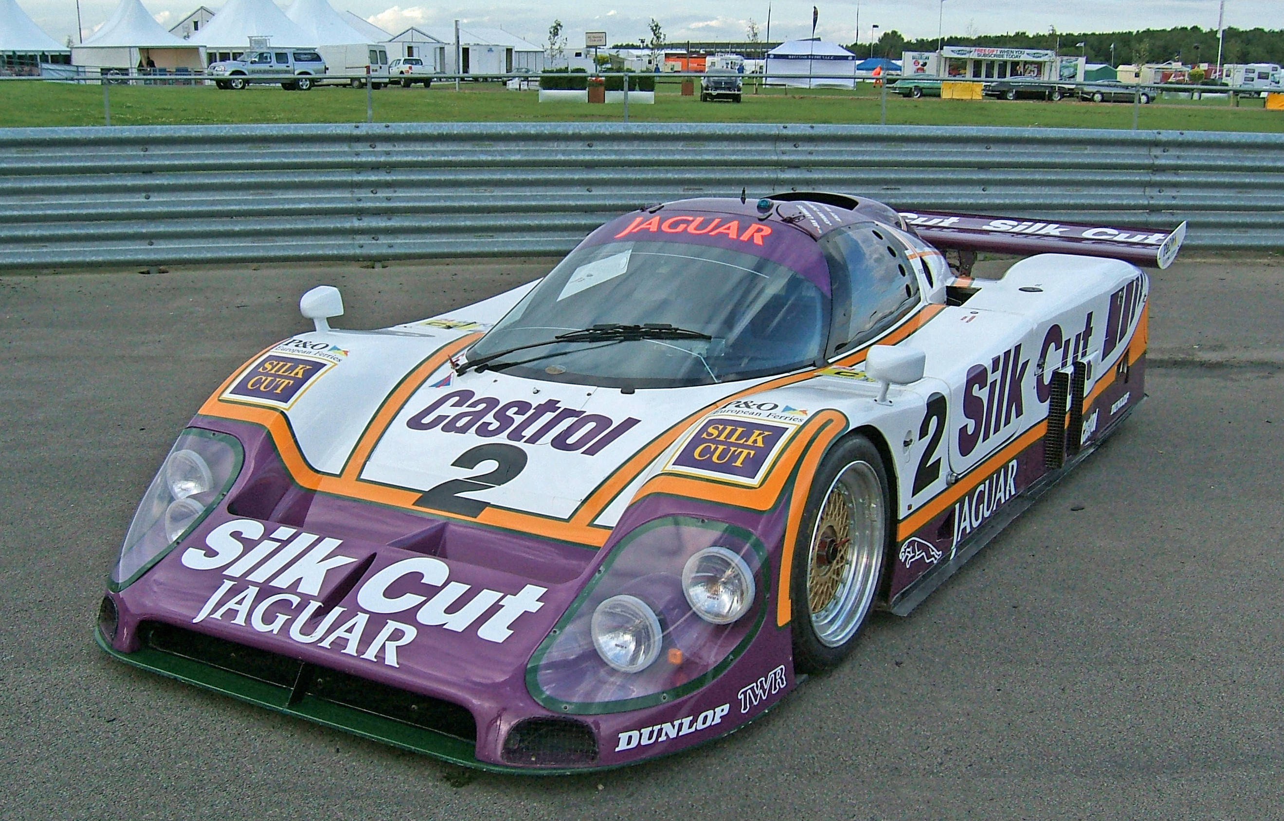 Jaguar xjr-9 photo - 3