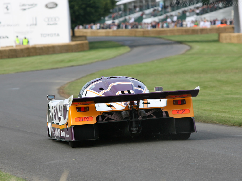 Jaguar xjr-9 photo - 4