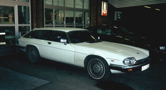 Jaguar xjs photo - 4