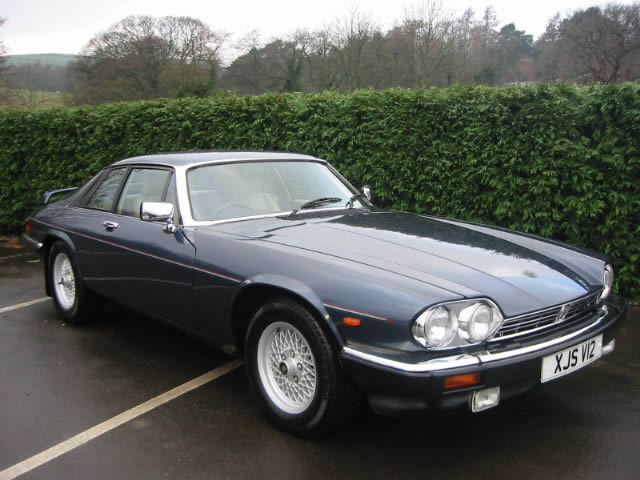 Jaguar xjs-he photo - 1