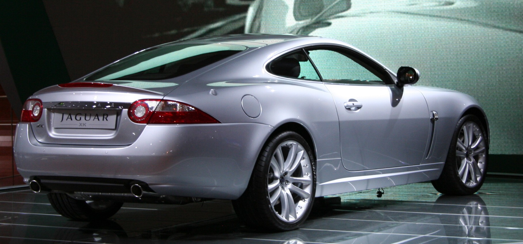 Jaguar xk photo - 1
