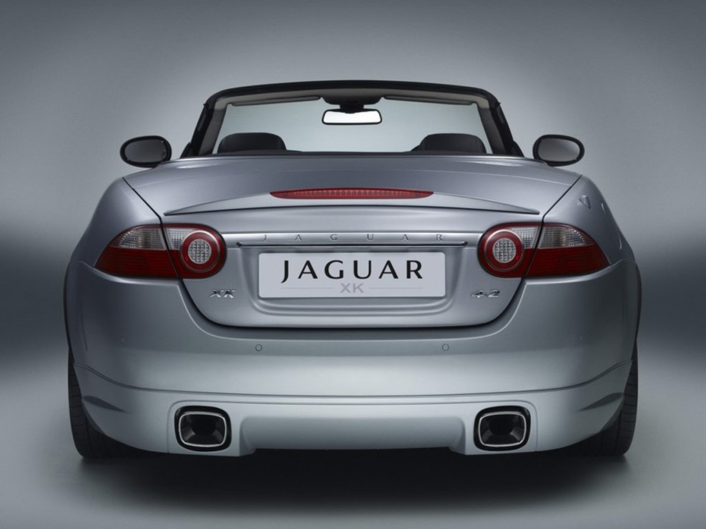 Jaguar xk photo - 3