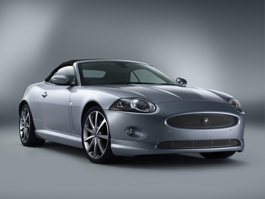 Jaguar xk photo - 4