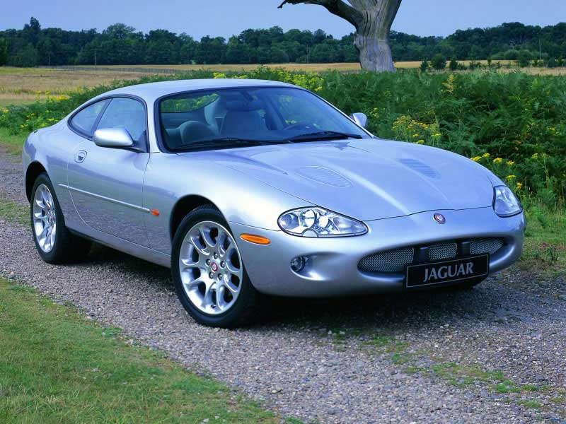 Jaguar xk8 photo - 1